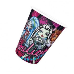 MONSTER HIGH BARDAK